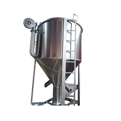 定制不锈钢立式拌料机