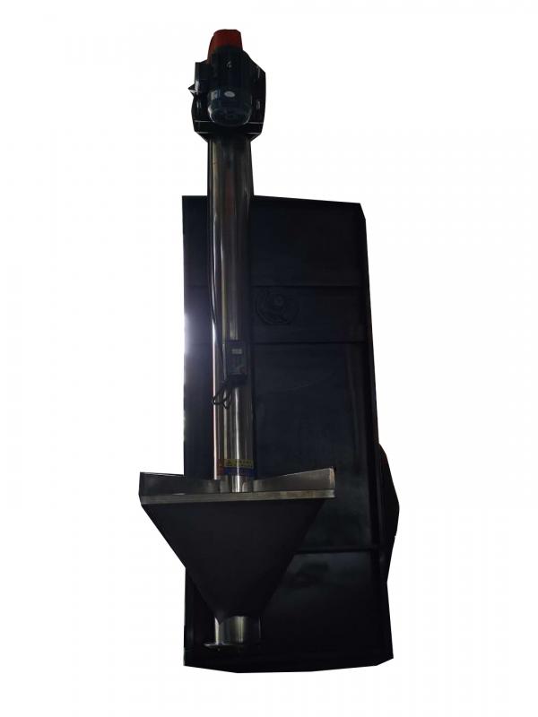深圳500公斤卧式搅拌机带上料机