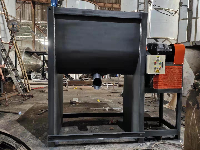500公斤卧式塑料搅拌机