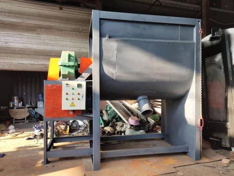 宁波500公斤卧式搅拌机
